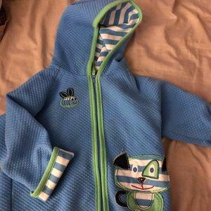 Boys Hanna Anderson light jacket